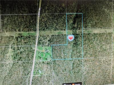 Muldrow Residential Lots & Land For Sale: 4707 Stagecoach