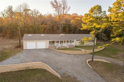 Rudy Single Family Home For Sale: 11009 High Rock RD