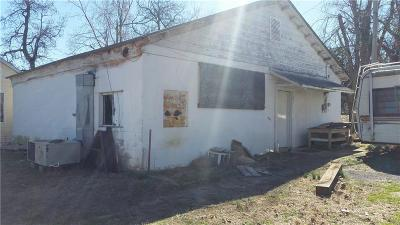Roland OK Single Family Home For Sale: $169,900