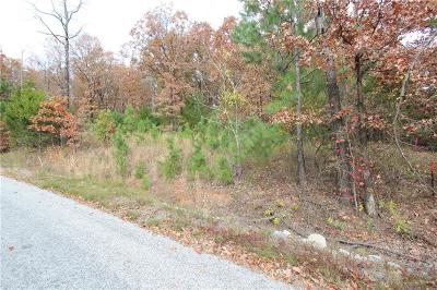 Mountainburg Residential Lots & Land For Sale: TBD Locust Mountain RD