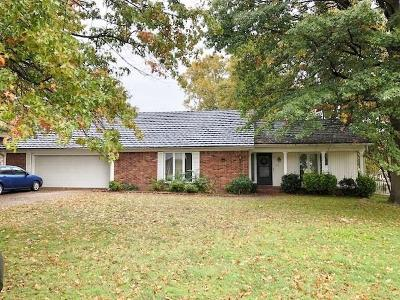 Fort Smith AR Single Family Home For Sale: $130,500