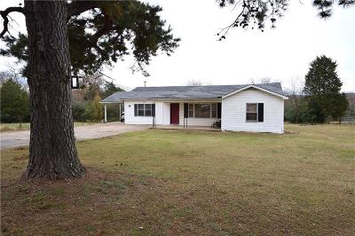 Van Buren Single Family Home For Sale: 2401 Oliver Springs