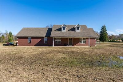 Muldrow Single Family Home For Sale: 107775 S 4768 RD