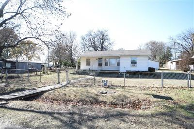 Muldrow OK Single Family Home For Sale: $40,000
