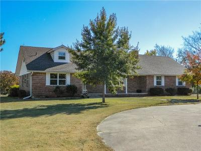 Spiro Single Family Home For Sale: 18828 Sand Plant RD