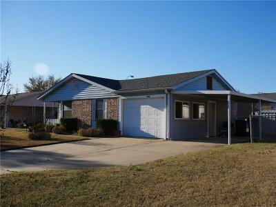 Fort Smith Single Family Home For Sale: 3401 Eton AVE