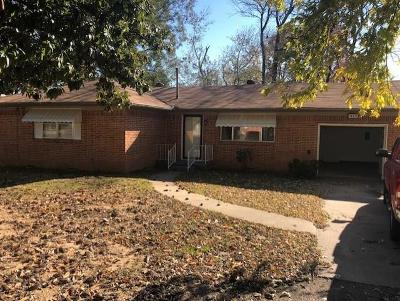 Barling Single Family Home For Sale: 1103 C ST