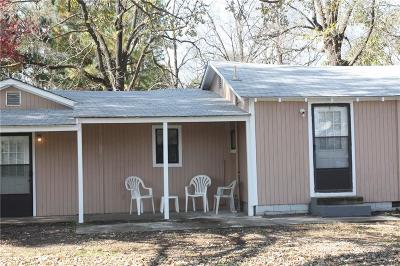 Greenwood AR Single Family Home For Sale: $69,200
