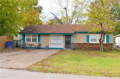 Fort Smith Single Family Home For Sale: 2619 N 41st ST