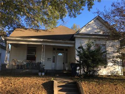 Fort Smith Single Family Home For Sale: 1020 N 5 ST