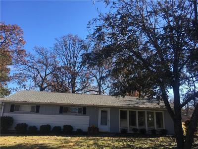 Fort Smith Single Family Home For Sale: 3123 Hendricks BLVD