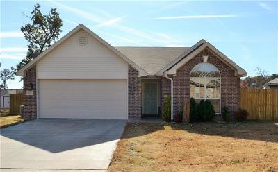 Van Buren Single Family Home For Sale: 2613 Park AVE