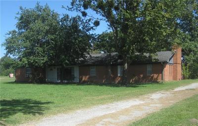 Stigler Single Family Home For Sale: 1508 E Main ST