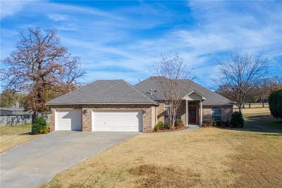 Fort Smith Single Family Home For Sale: 9409 Belhaven View