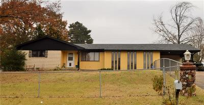 Poteau OK Single Family Home For Sale: $89,900
