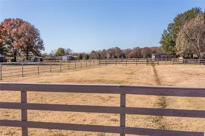 Fort Smith Residential Lots & Land For Sale: 00000 Hay RD