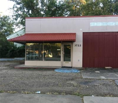 Fort Smith Commercial For Sale: 3722 N O ST