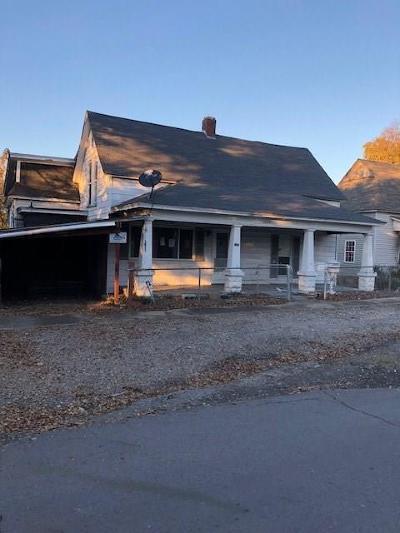 Van Buren Single Family Home For Sale: 1209 Chestnut ST
