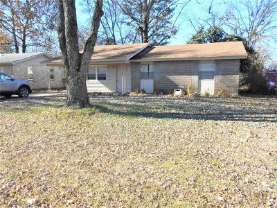 Van Buren Single Family Home For Sale: 102 Lura LN
