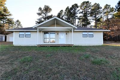 Hackett Single Family Home For Sale: 8911 W 252 HWY