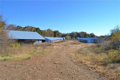 Heavener Residential Lots & Land For Sale: Tbd Reichert Summerfield Road