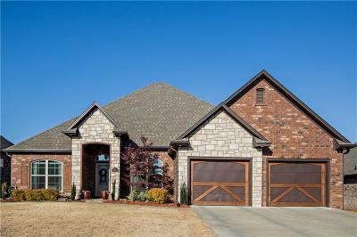Fort Smith Single Family Home For Sale: 8411 Silverstone CT