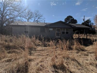 Muldrow Single Family Home For Sale: 107664 4719 RD