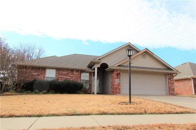 Alma Single Family Home For Sale: 1203 Red Oak DR