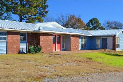 Heavener Single Family Home For Sale: 27062 Reichert Summerfield RD