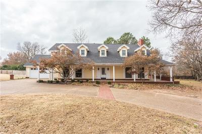 Fort Smith Single Family Home For Sale: 10102 Stephens CT