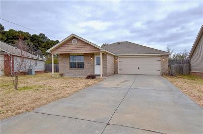 Barling Single Family Home For Sale: 2504 Ridgeway LN