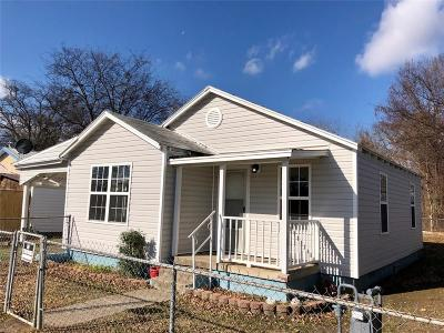 Poteau OK Single Family Home For Sale: $55,000