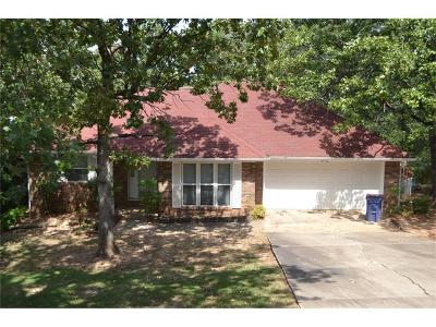 Fort Smith Single Family Home For Sale: 2513 Ionia