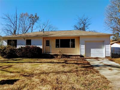 Fort Smith Single Family Home For Sale: 4416 30th ST