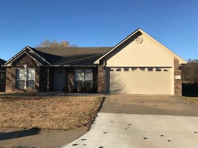 Alma Single Family Home For Sale: 2020 Wilder LN