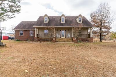 Greenwood Single Family Home For Sale: 7405 E Hwy 252