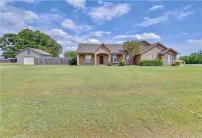 Muldrow Single Family Home For Sale: 111466 4758 RD