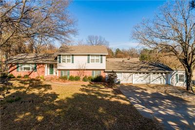 Van Buren Single Family Home For Sale: 610 Skyline DR