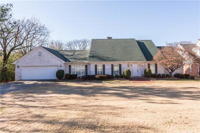 Fort Smith Single Family Home For Sale: 2100 Hendricks BLVD