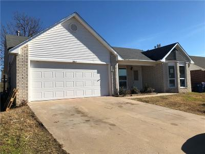 Fort Smith Single Family Home For Sale: 2800 N 55th CIR
