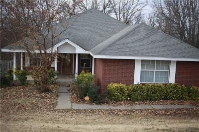 Greenwood Single Family Home For Sale: 2606 Been Ridge RD