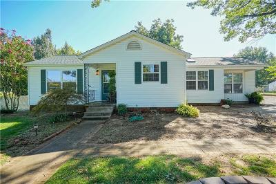 Fort Smith Single Family Home For Sale: 4215 S 21st ST