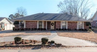 Fort Smith AR Single Family Home For Sale: $205,000