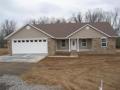 Roland OK Single Family Home For Sale: $179,500