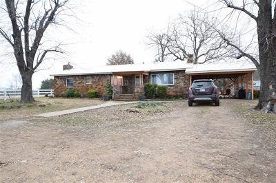 Sallisaw Single Family Home For Sale: 107235 S 4670 Road