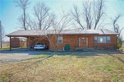 Sallisaw Single Family Home For Sale: 2480 W Lenington RD
