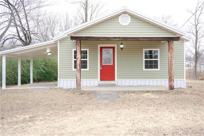 Muldrow Single Family Home For Sale: 703 SW 2nd