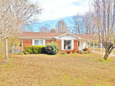 Van Buren Single Family Home For Sale: 1104 N 24th ST