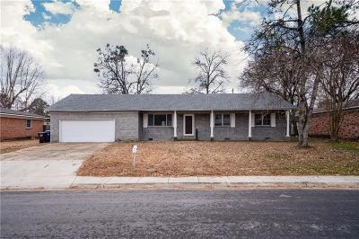 Fort Smith Single Family Home For Sale: 1612 Holly CIR