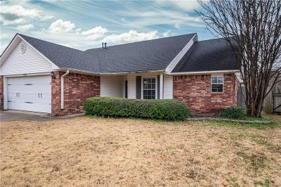 Fort Smith Single Family Home For Sale: 2312 Fordham AVE